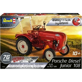 Revell - Porsche Junior 108 easy-click