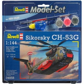 Revell - Model Set CH-53G Heavy Transport