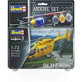 Revell - Model Set BK-117 ADAC