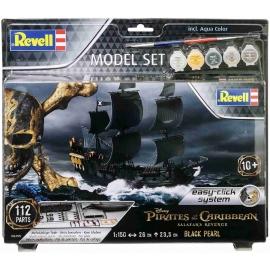 Revell - Model Set Black Pearl easy-click