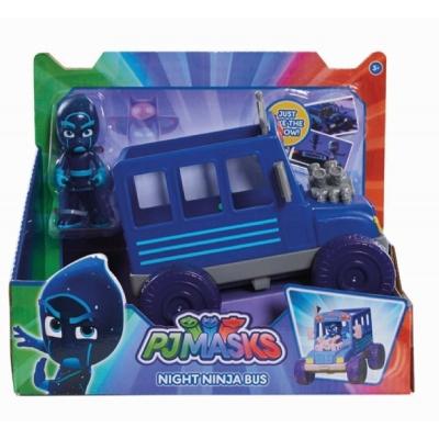Simba - PJ Masks - Ninja mit Bus