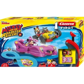 First Mickey and the Roadster Racers - Minnie