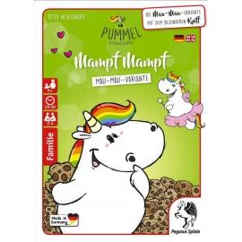 Pegasus Spiele - Pummeleinhorn - Mampf Mampf, Mau Mau