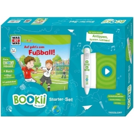 Tessloff - Bookii - Starter Set - Was ist was Junior - Auf gehts zum Fussball!