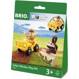 BRIO Bahn - Spielpäckchen Safari