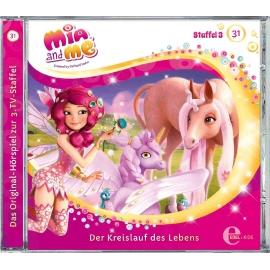 Edel:KIDS CD - Mia and me - Der Kreislauf des Lebens, Folge 31