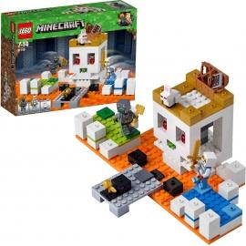 LEGO Minecraft - 21145 Die Totenkopfarena
