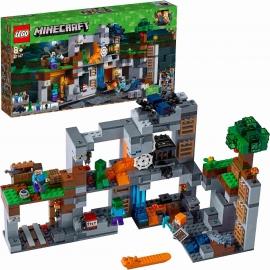 LEGO Minecraft - 21147 Abenteuer in den Felsen