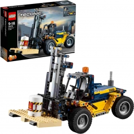 LEGO Technic - 42079 Schwerlast-Gabelstapler