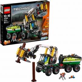 LEGO Technic - 42080 Harvester-Forstmaschine