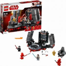 LEGO Star Wars - 75216 Snokes Thronsaal