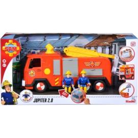 Simba - Feuerwehrmann Sam - Sam Jupiter 2.0 mit 2 Figuren