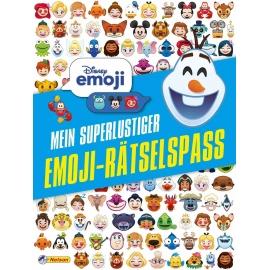 Nelson Verlag - Disney - Mein superlustiger Emoji-Rätselspaß
