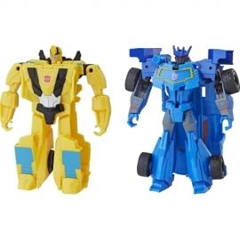 Hasbro E3522EU4 Transformers CYB Action Attackers 1-Step Changer