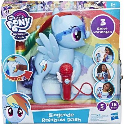 Hasbro - My Little Pony - Großartig singende Rainbow Dash