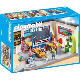 PLAYMOBIL 9455 - City Life - Klassenzimmer Geschichtsunterricht