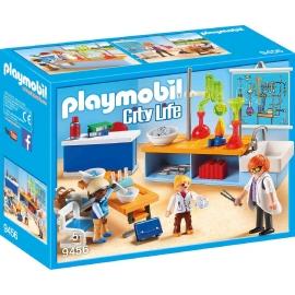 PLAYMOBIL 9456 - City Life - Chemieunterricht