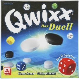 Nürnberger Spielkarten - Qwixx - Das Duell
