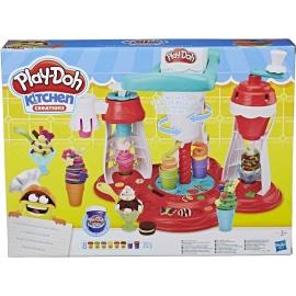 Hasbro - Play-Doh Super Eiscreme Maschine