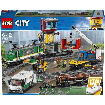 LEGO City Trains - 60198 Güterzug