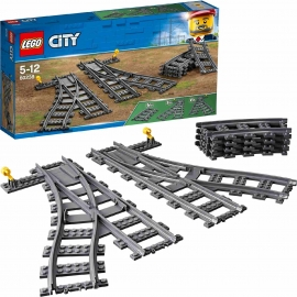 LEGO City Trains - 60238 Switch Tracks