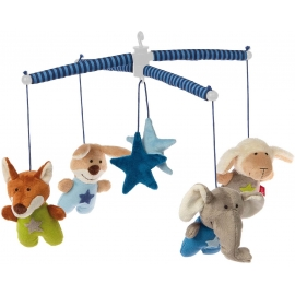 sigikid - Newborn Activity - Mobile blau