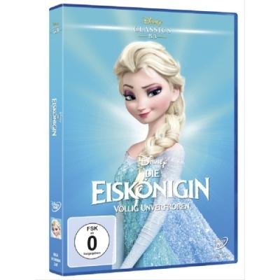 Die Eiskönigin - Völlig unverfroren (Disney™ Classics _ 53) (DVD-V)