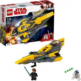 LEGO Star Wars - 75214 Anakin's Jedi Starfighter