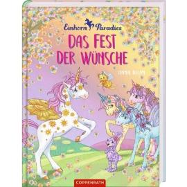 Coppenrath Verlag - Einhorn-Paradies - Das Fest der Wünsche, Band 3