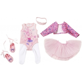 Zapf Creation - Baby born Boutique Deluxe Ballerina Set