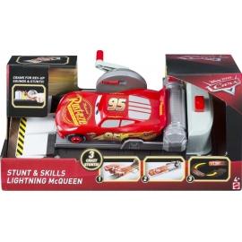 Mattel - Disney Cars Stunt-Champion Lightning McQueen