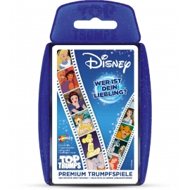 Winning Moves - Top Trumps Disney Classics 2016