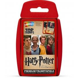 Winning Moves - Top Trumps Harry Potter und der Feuerkelch