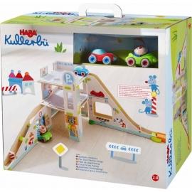 HABA - Kullerbü - Spielbahn Parkhaus