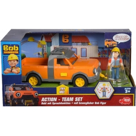 Dickie Toys - Bob der Baumeister Action-Team Tread