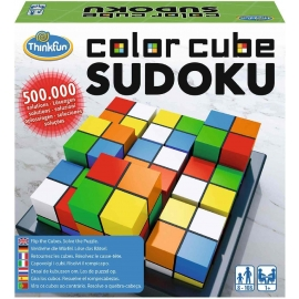 ThinkFun - color cube Sudoko