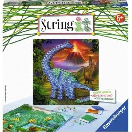 Ravensburger Spiel - String it - Dinosaurs