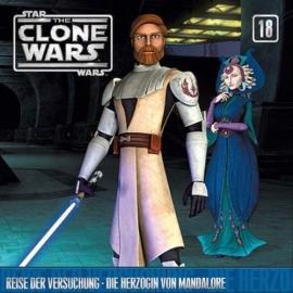 CD The Clone Wars 18