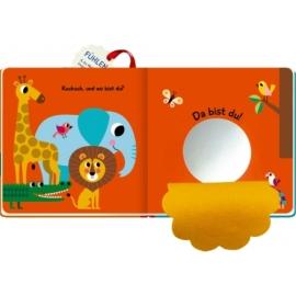 Mein Filz-Fühlbuch: Kuckuck, kleiner Löw