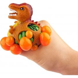 Depesche - Dino World - Quetsch Dino-Figur