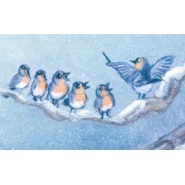 Weihnachten auf dem Mühlenhof, Wand-Adventskalender