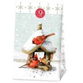 24 Adventskalender-Tüten - Weihnachtszauber mit M.Bastin