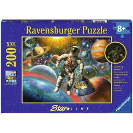 Ravensburger Spiel - Ausflug ins All, 200 Teile