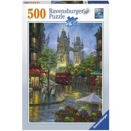 Ravensburger Spiel - Malerisches London, 500 Teile