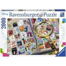 Ravensburger Spiel - Meine liebsten Briefmarken, 2000 Teile
