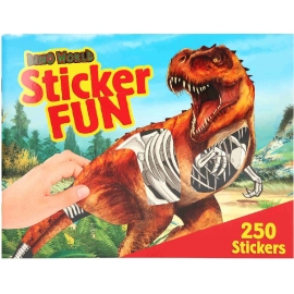 Depesche - Dino World - Sticker Fun