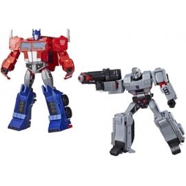 Hasbro E1885EU4 Transformers CYB Action Attacker Ultimate Figur