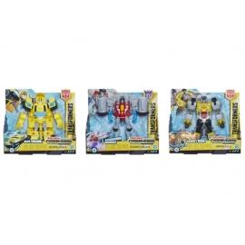 Hasbro E1886EU4 Transformers CYB Action Attackers Ultra Figur