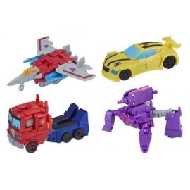 Hasbro E1884EU4 Transformers CYB Action Attackers Commander Figur