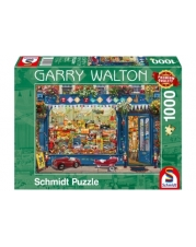 Schmidt Spiele Puzzle Garry Walton Spielzeugladen, 1000 Teile